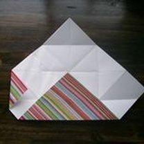 pudełko origami - krok 15