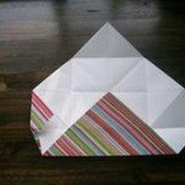 pudełko origami - krok 16