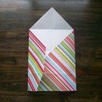 pudełko origami - krok 18