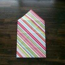 pudełko origami - krok 19