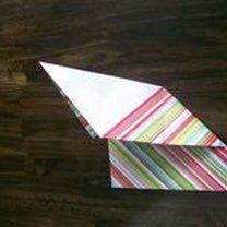 pudełko origami - krok 21