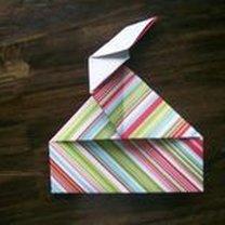 pudełko origami - krok 26