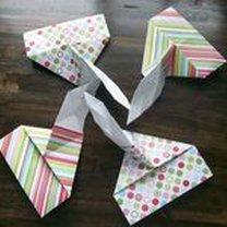 pudełko origami - krok 29