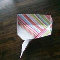 pudełko origami - krok 30