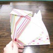 pudełko origami - krok 31