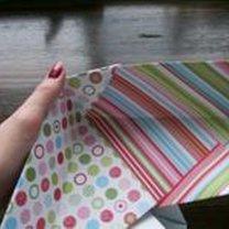 pudełko origami - krok 32