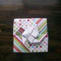 pudełko origami - krok 38