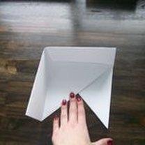 pudełko origami - krok 42