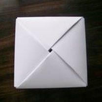 pudełko origami - krok 47