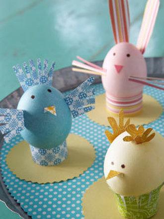 Jak Zrobić Wielkanocne Ozdoby Z Papieru Porada Tipypl