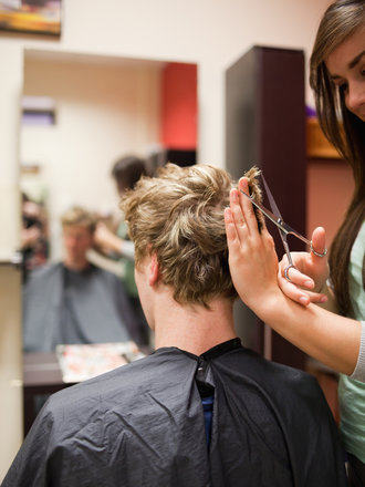 fryzura dla mężczyzny