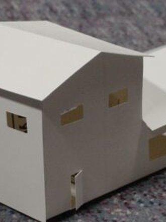 Dom z papieru