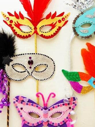 Jak Zrobić Maski Karnawałowe Porada Tipypl