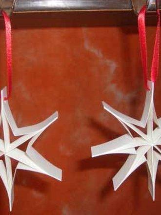 Gwiazdki z papieru