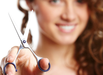 ścinanie włosów