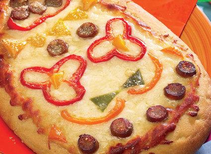 pizza pisanka