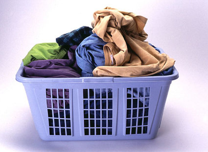 ubrania pachnące stęchlizną