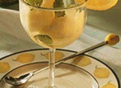 cytrynowy deser lodowy