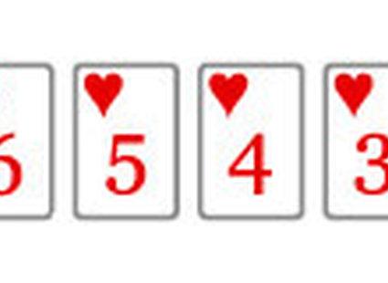 Poker table declaration