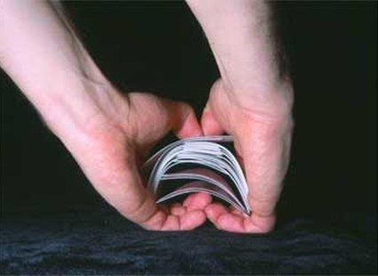 tasowanie kart - krok 5.
