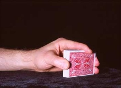 tasowanie kart - krok 7.