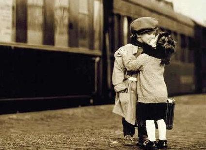 pierwsza miłość :)