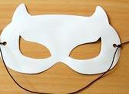 Maska papierowa