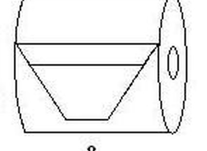origami z papieru - krok  8.