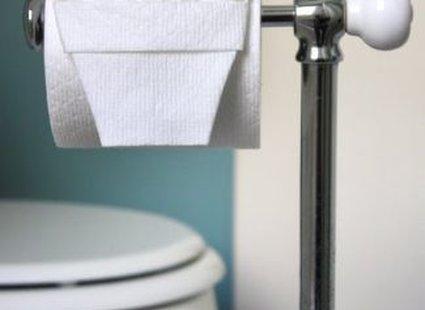 origami z papieru toaletowego