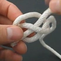 serduszko ze sznurka 7