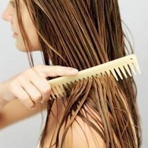 zadbane włosy