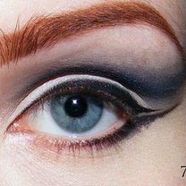 Koci makijaż 7
