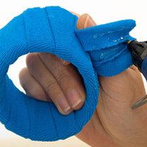 wykańczanie bransoletki
