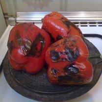 Pieczone papryki