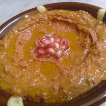 Robienie sosu arabskiego 5