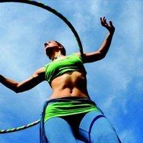 ćwiczenia na hula hop