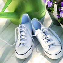 Buty płócienne