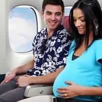 Samolotem w ciąży