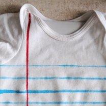 namalowane linie