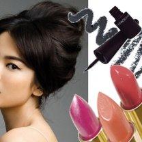 naturalny makijaż dla brunetek