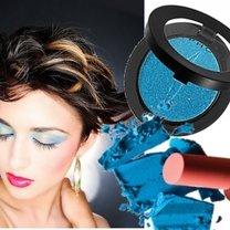 pastelowy makijaż dla brunetek