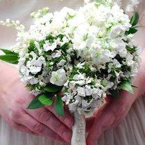bukiet ślubny w stylu Kate Middleton