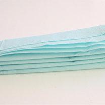 kwiaty z papierowych serwetek - krok 6