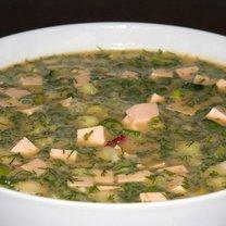 Okroszka - zupa rosyjska