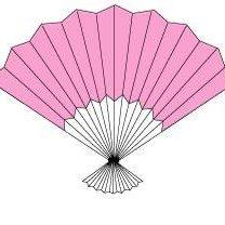 Wachlarz origami