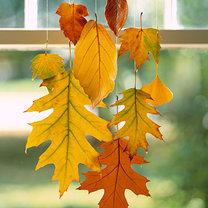 jesienne liście krok 4