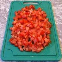 Robienie sałatki warzywnej 3