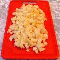 Robienie sałatki warzywnej 4