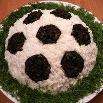 Sałatka piłka nożna