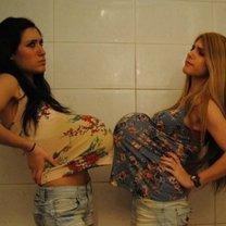 Udawanie ciąży